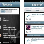 Ya tenemos la aplicación de Toluna para Android
