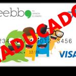 09/13: Caduca la tarjeta de Feebbo
